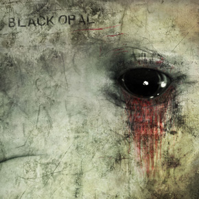 album cover for Black Opal by renowned musician Lisa Gerrard